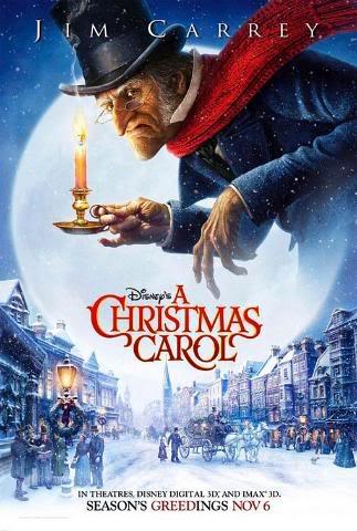 Christmas Carols on Christmas Carol  3d